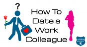 How to date a work colleague