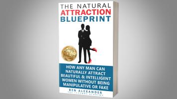 Natural Attraction Blueprint Book