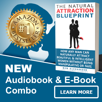 The Natural Attraction Blueprint Dating Manual Audiobook & Ebook Combo The Legends Academy
